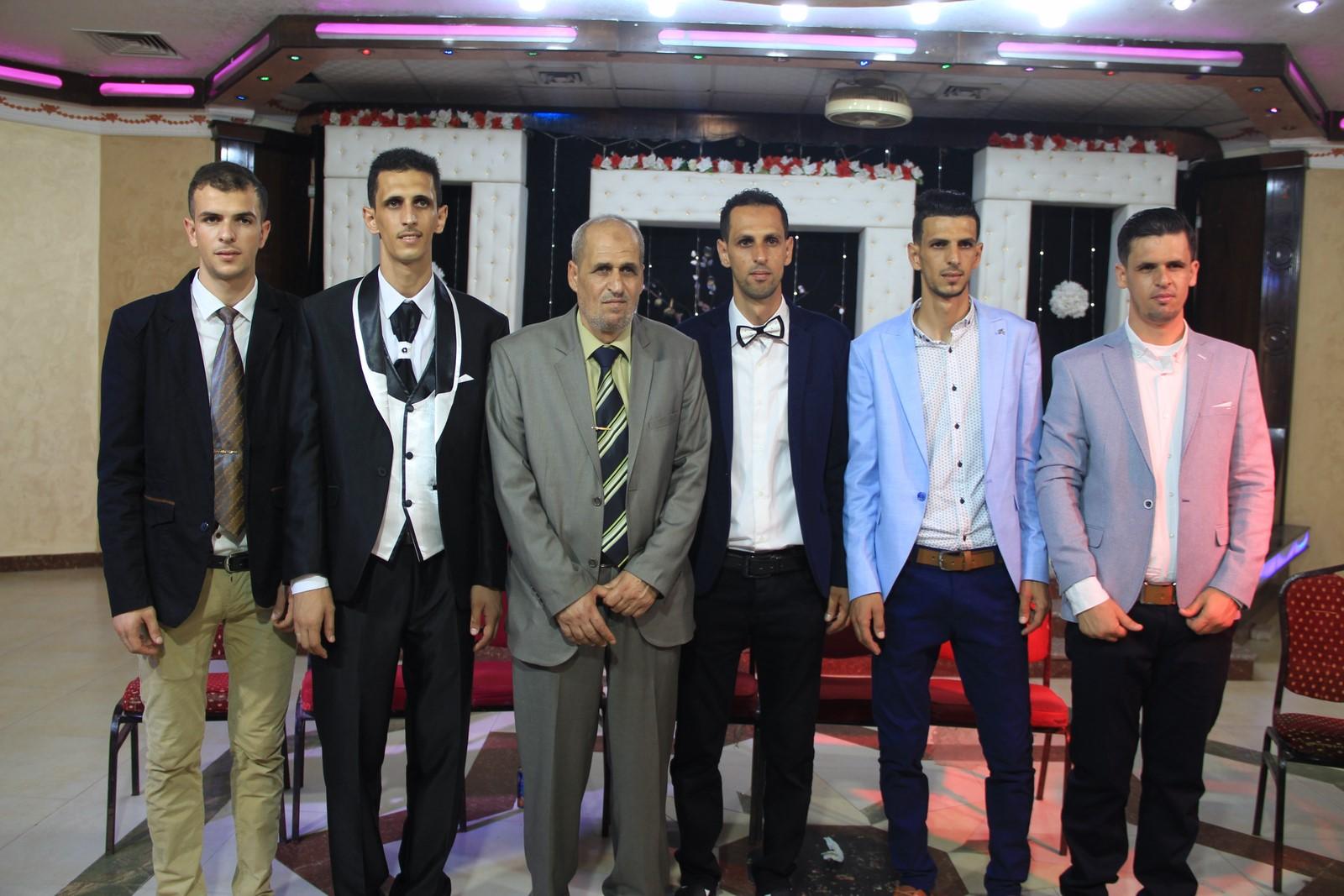 حفل زفاف أ.عصام أمين حسن الفرا
