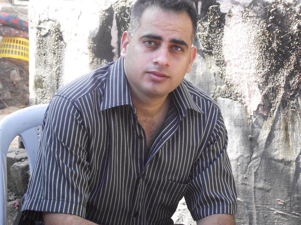 ميلاد: ياسر عبد القادر طاهر الفرا