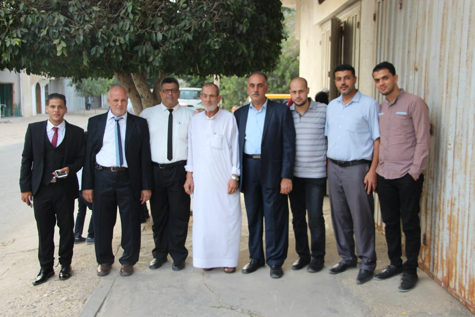 حفل زفاف صاحبة الصون والعفاف م.بدور موسى عبد العزيز الفرا