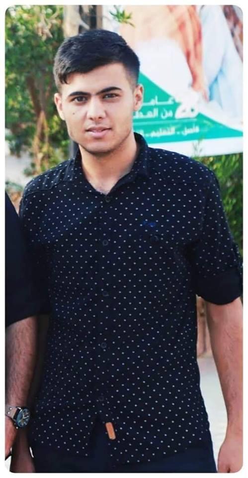 دعواتكم بالشفاء للشاب: طلال احمد سالم الفرا
