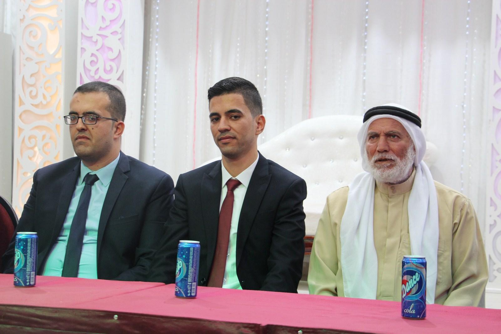 حفل زفاف أ.عبدالسلام ناصر الفرا