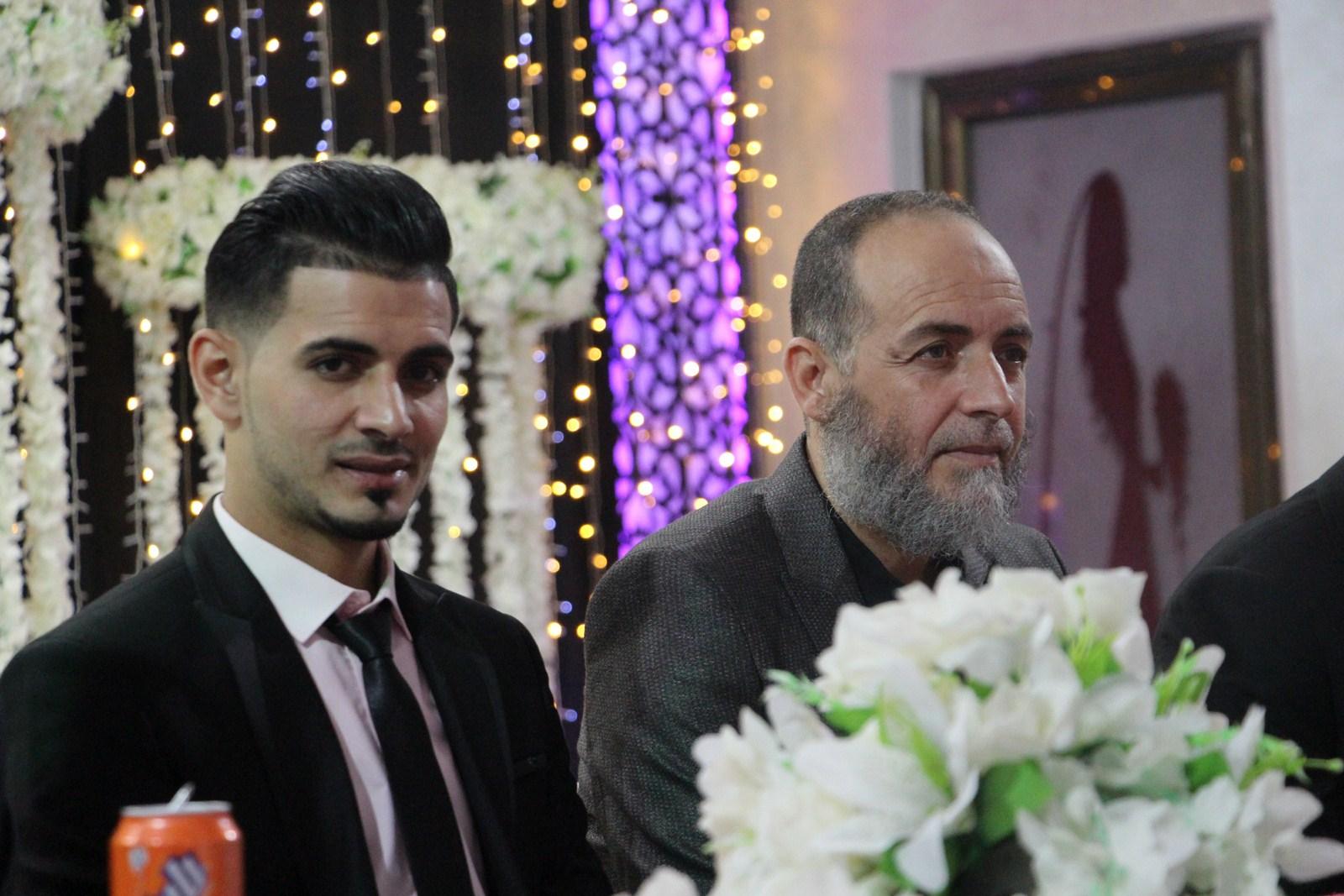 حفل زفاف أ.عائد محمد سليمان الفرا