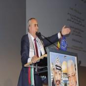 بمشاركة السفير الفرا مهرجان مركزي في بروكسل إحياء لذكرى الاستقلال واستشهاد الرئيس عرفات