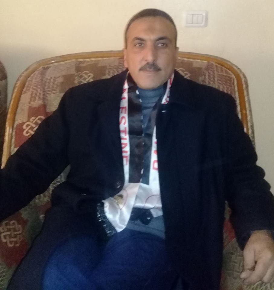 عاد العميد : حسن علي حسن الفرا الى ارض الوطن