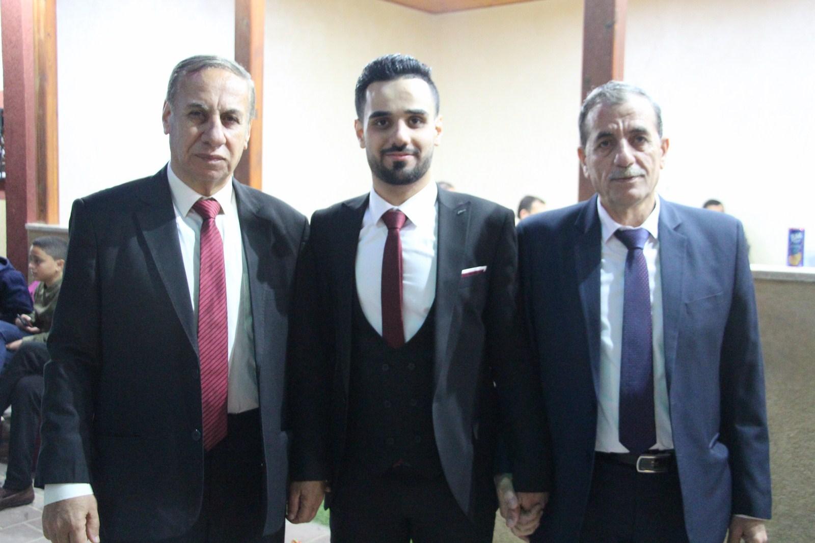 حفل زفاف صآحبة الصون والعفاف الانسة / سلمى معاذ الفرا
