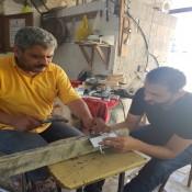 مشروع انارة الطريق - شارع الفرا الشيخ ناصر