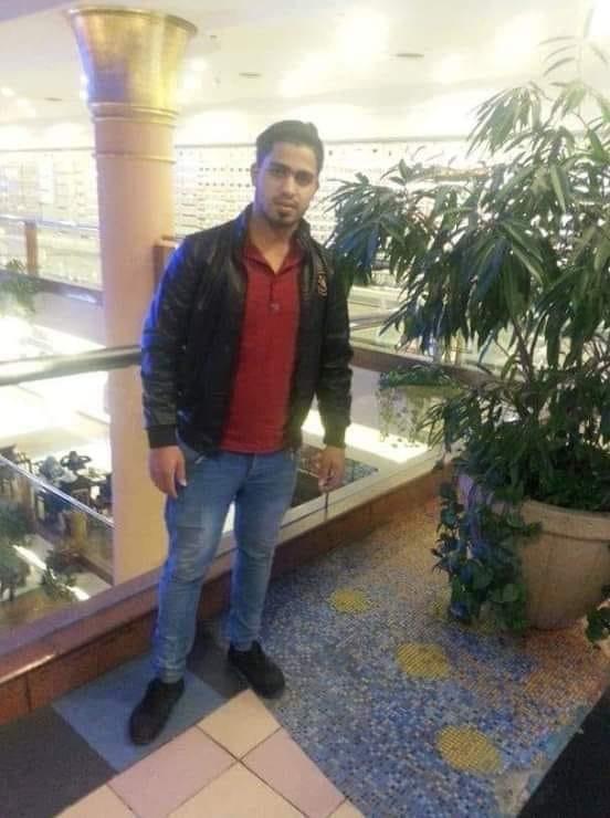 دعواتكم بالشفاء للشاب : مصطفى خالد الفرا