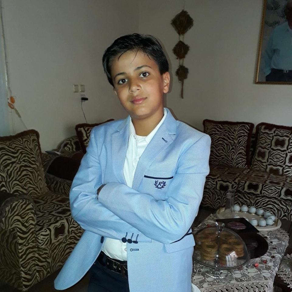 تهنئة بالسلامة للطفل : جمال اسلام جمال الفرا