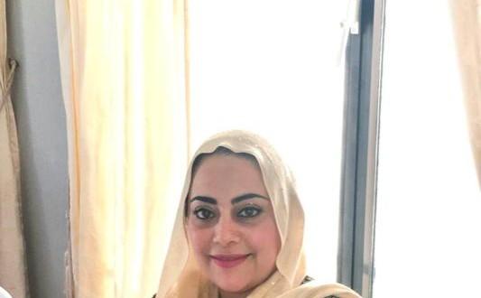 حوار زوجة السفير الفرا مع موقع العصفورة نيوز