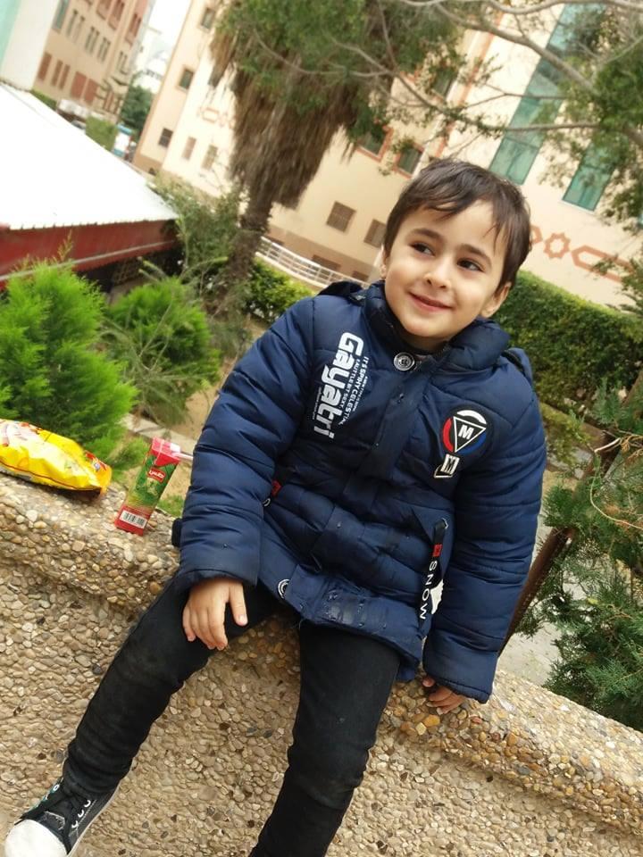 تهنئة بالسلامة للطفل : مجد محمد ابراهيم الفرا
