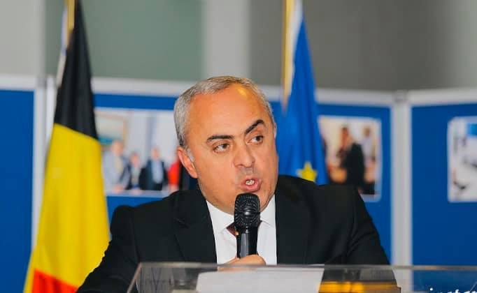 السفير الفرا يشارك في مؤتمر مجلس امناء المؤسسة الاورومتوسطية