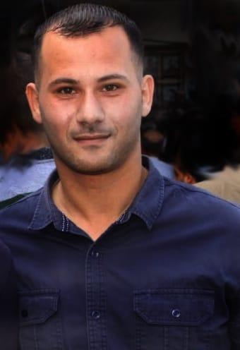 عدي بسام الفرا - أصغر مدير كرة
