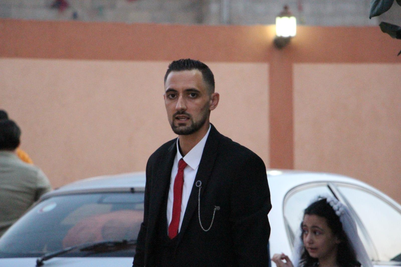 زفاف أ.مروان ماجد الفرا && أ.لما حامد عاشور