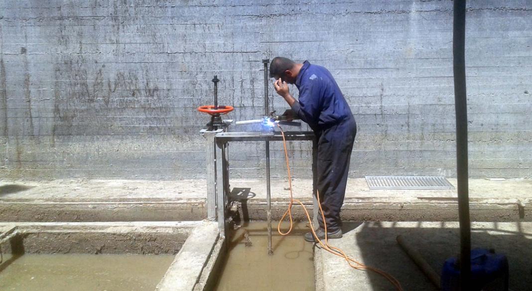 بلدية خانيونس : 510 ألف متر مكعب كمية تدفق المياه لمحطات المعالجة الأولية