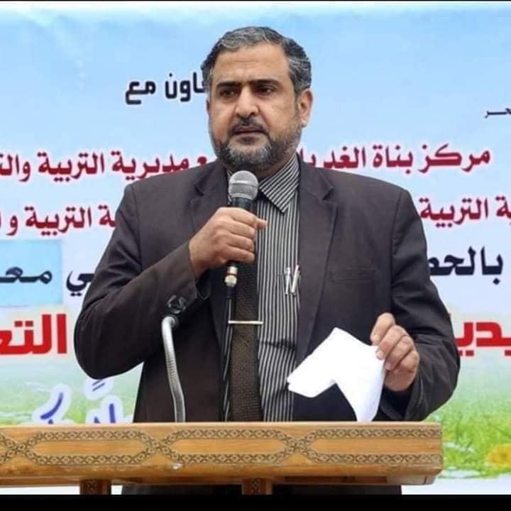 أ. شعبان عبدالرحيم صافي يحصل على درجة الماجستير من الجامعة الاسلامية بغزة