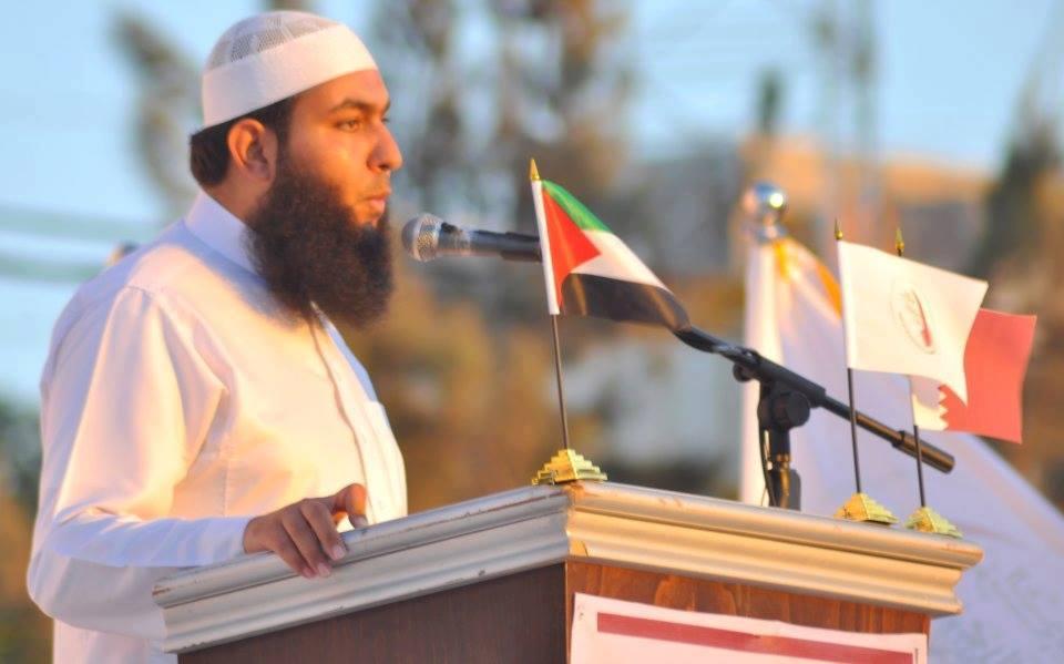 الباحث : د. اسامة عبدالكريم اللوح يحصل على درجة الدكتوراة