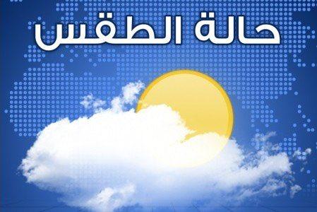 طقس فلسطين: أجواء باردة و غائمة جزئياً