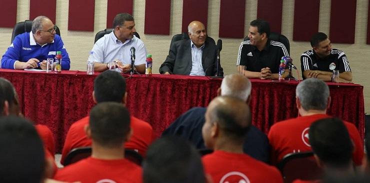 جمال الغندور: الاتحاد الفلسطيني لديه الإمكانيات الكافية لإحداث تطوير في التحكيم