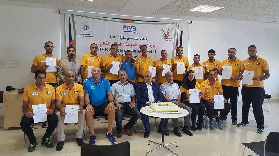 الاحتلال يمنع مشاركة 12 مدربا من غزة