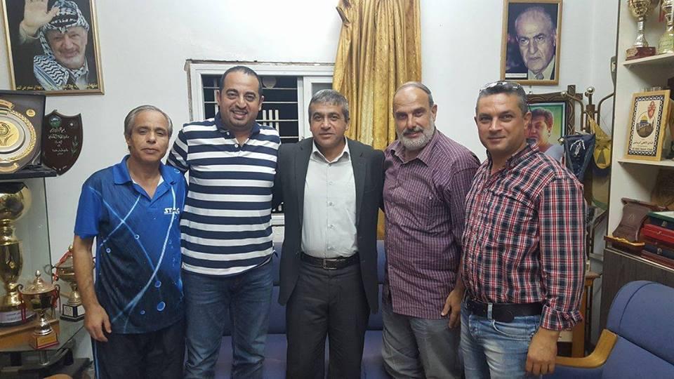 رسميًا: محمود زقوت مدربًا لغزة الرياضي