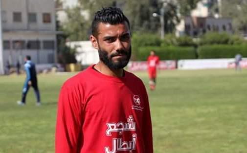 التفاح ينجز صفقة خالد الحاج قادماً من خدمات النصيرات لتقوية الدفاع
