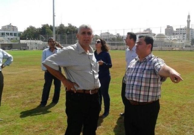 لجنة المسابقات تقرر إقامة بعض المباريات على ملعب فلسطين