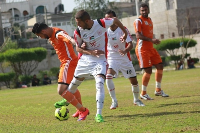 غزة الرياضي يشرع في التدريبات للموسم الجديد بقيادة البلعاوي