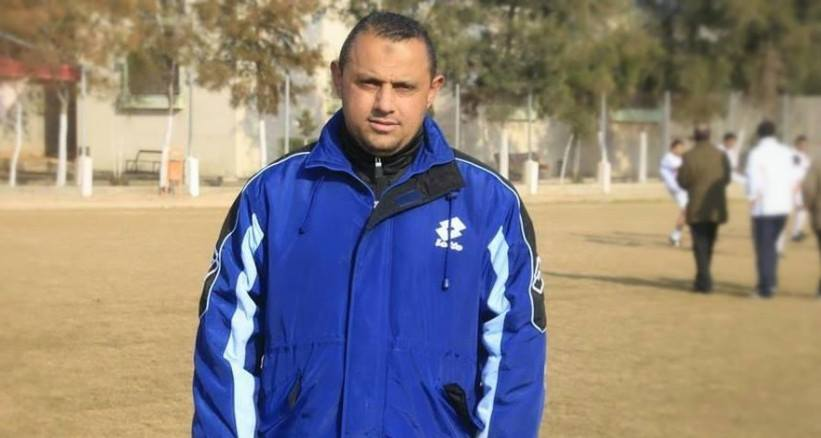 خدمات خان يونس يتعاقد مع المدرب شادي ابو عرمانة