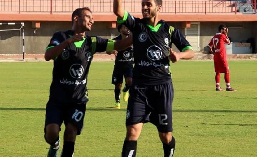 تعادل غزة الرياضي والهلال في افتتاح الدوري الممتاز بالمحافظات الجنوبية