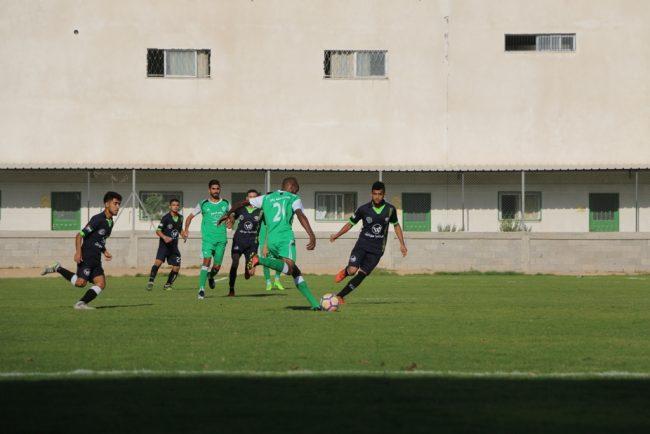 خدمات رفح يفوز على الهلال ويحافظ على صدارة الدوري الممتاز