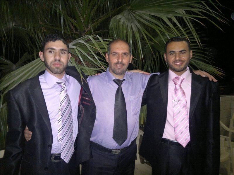 حفل زفاف أحمد عادل الفرا