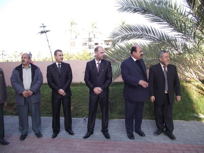 عقد قران الشاب هشام ماجد عبدالرؤوف الفرا