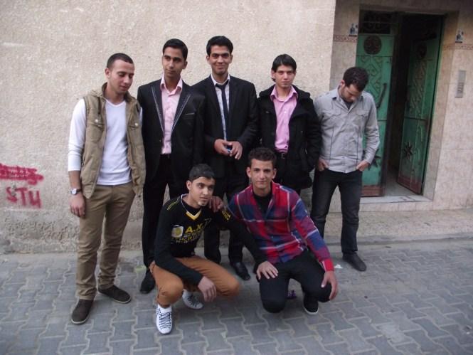 حفل زفآف الأخ / حمآد جمال الفرا , 27-2-2013م