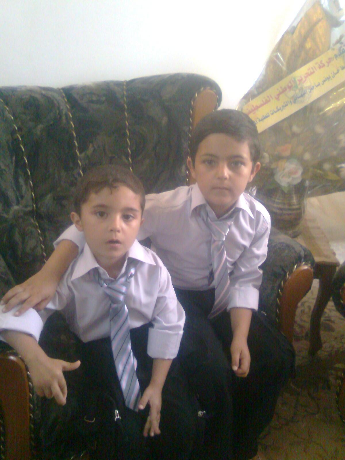 ايمن وعبدالرحيم محمد سالم الفرا