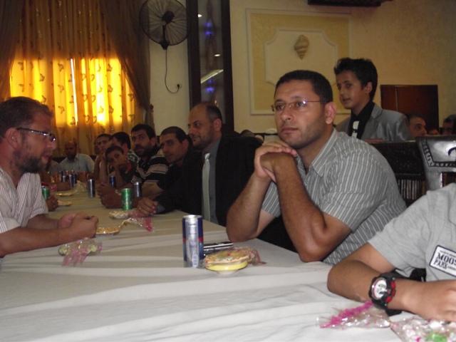 زفاف ندى ناصر الفرا &م.أسامة فؤاد الشاعر