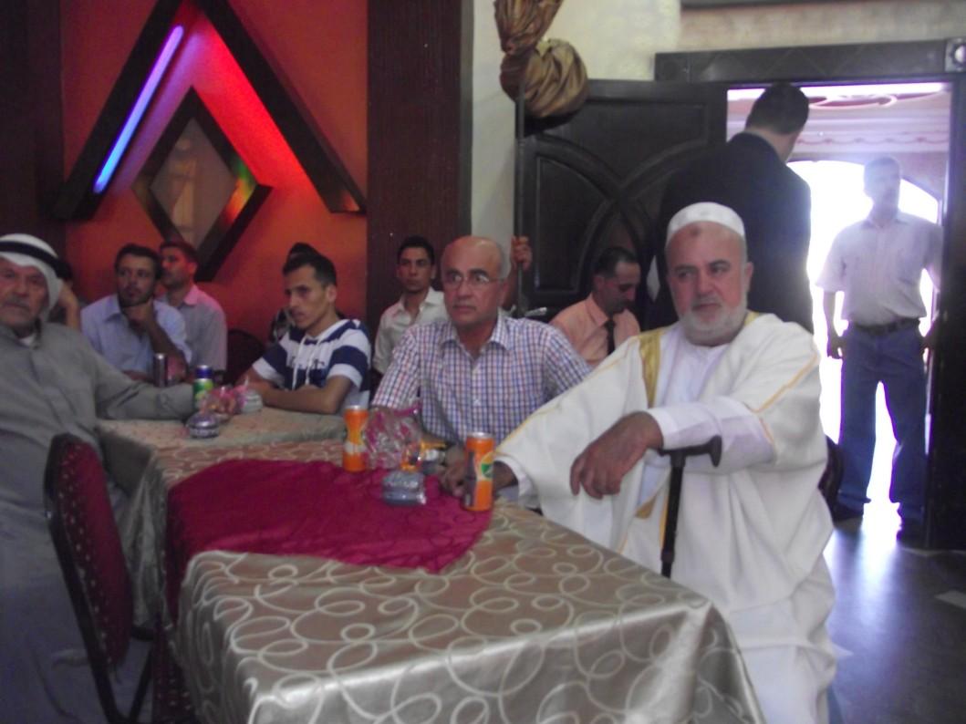 عقد قرآن السيد / عامر يحيى عطية الفرا