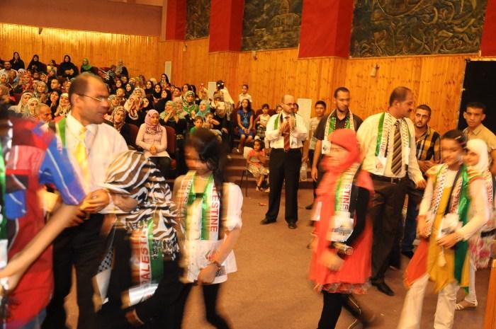 حفل تكريم المتفوقين والخريجين  2013