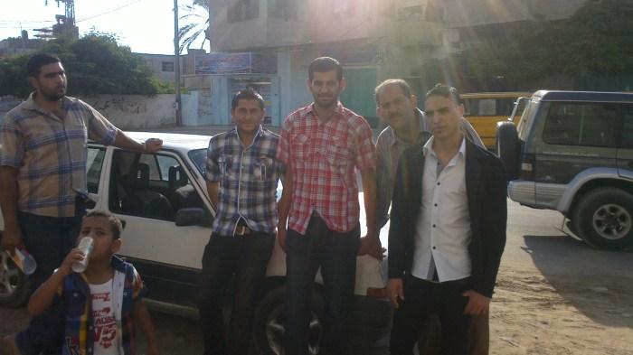 إفتتاح مكتب تاكسيات السفير