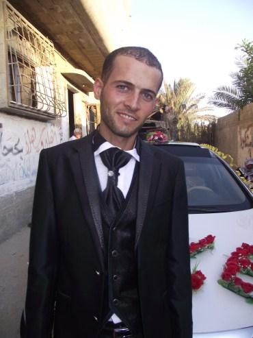 زفاف الأستاذ / رائد موسى رزق الفرا