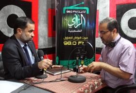 الوزير محمد الفرا: تداعيات الحصار أثرت على عمل البلديات