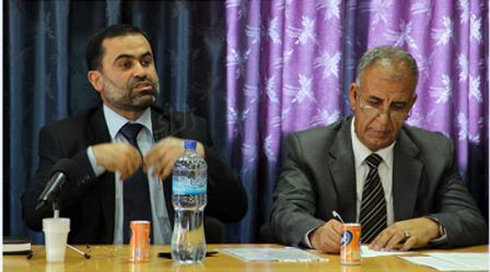 الوزير محمد الفرا يبحث تفعيل دور الهيئات المحلية في تحديد أوليات المشاريع