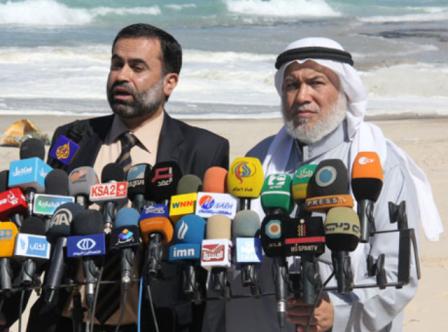 وزير الحكم المحلى د. محمد الفرا  يحذر من خطر وصول المياه العادمة للبيوت