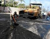 ثابت: تقدم بالعمل في شارع صلاح الدين