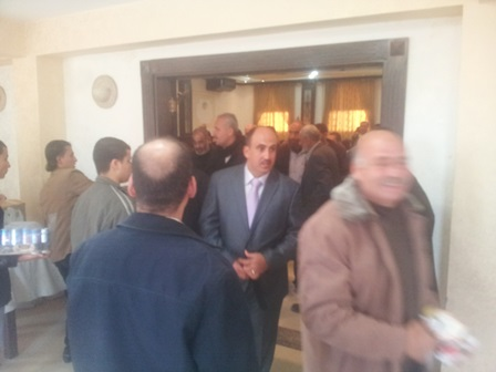 حفل اشهار كنده عبد الله محمد الفرا