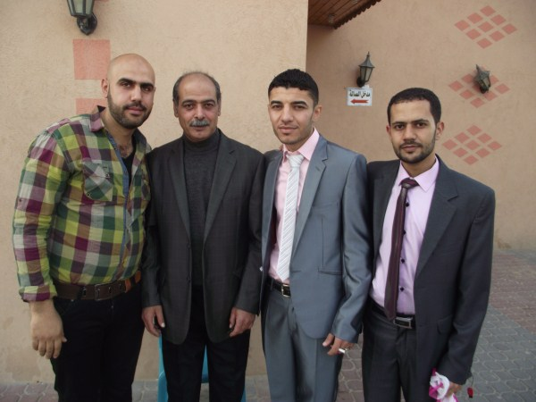 إشهــآر رآمي تيسيرالفرا 2014-03-25 م تصوير جمعة الفرا