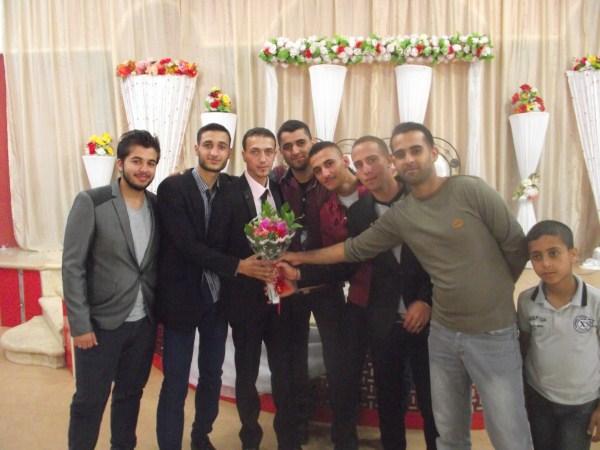 حفل زفاف م . محمد محمود الفرا  .. تصوير جمعة الفرا