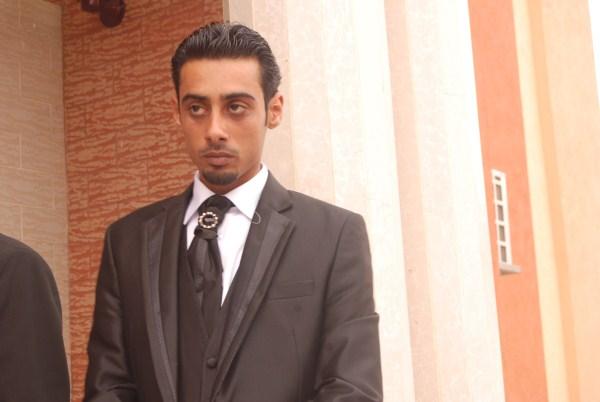عقد قران وحفل زفاف كريمة العميد : منير عبد اللطيف الفرا