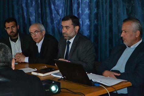 الوزير محمد الفرا : الحصار يعيق 156 مشروعا للبلديات بقيمة 124 مليون دولار
