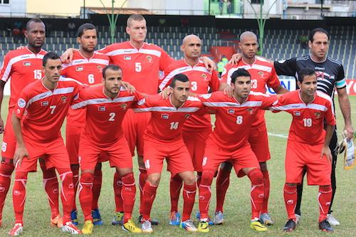 عائلة الفرا في الوطن والشتات تهنئ الشعب الفلسطيني بفوز المنتخب الوطني ببطولة كآس التحدي الأسيوية