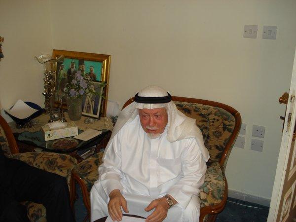 الدكتور خيري حافظ الأغا في ذمة الله - السعودية